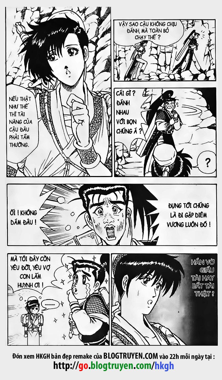 Hiệp Khách Giang Hồ chap 8 page 17 - IZTruyenTranh.com