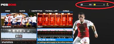 Cara Main PES 2016 Online Secara Multiplayer