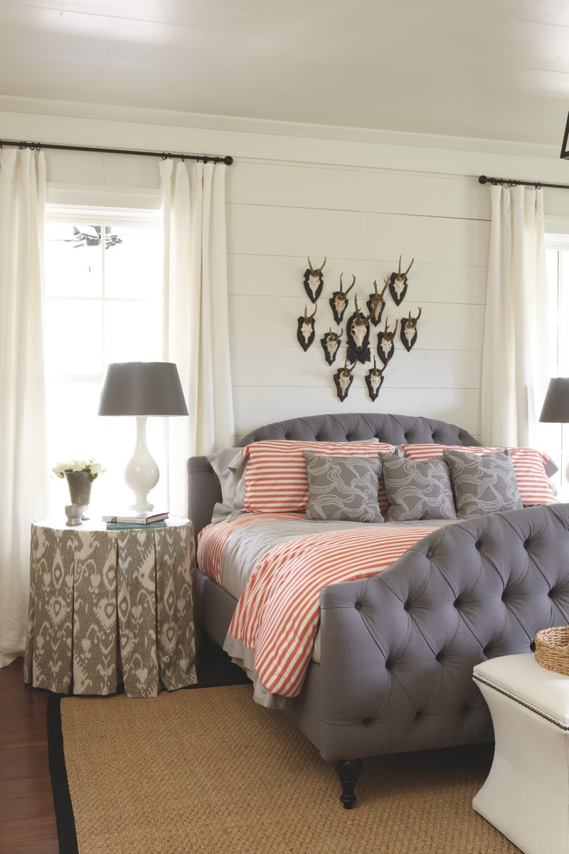 20 rule of thumb measurements for decorating your home for Southern bedroom designs