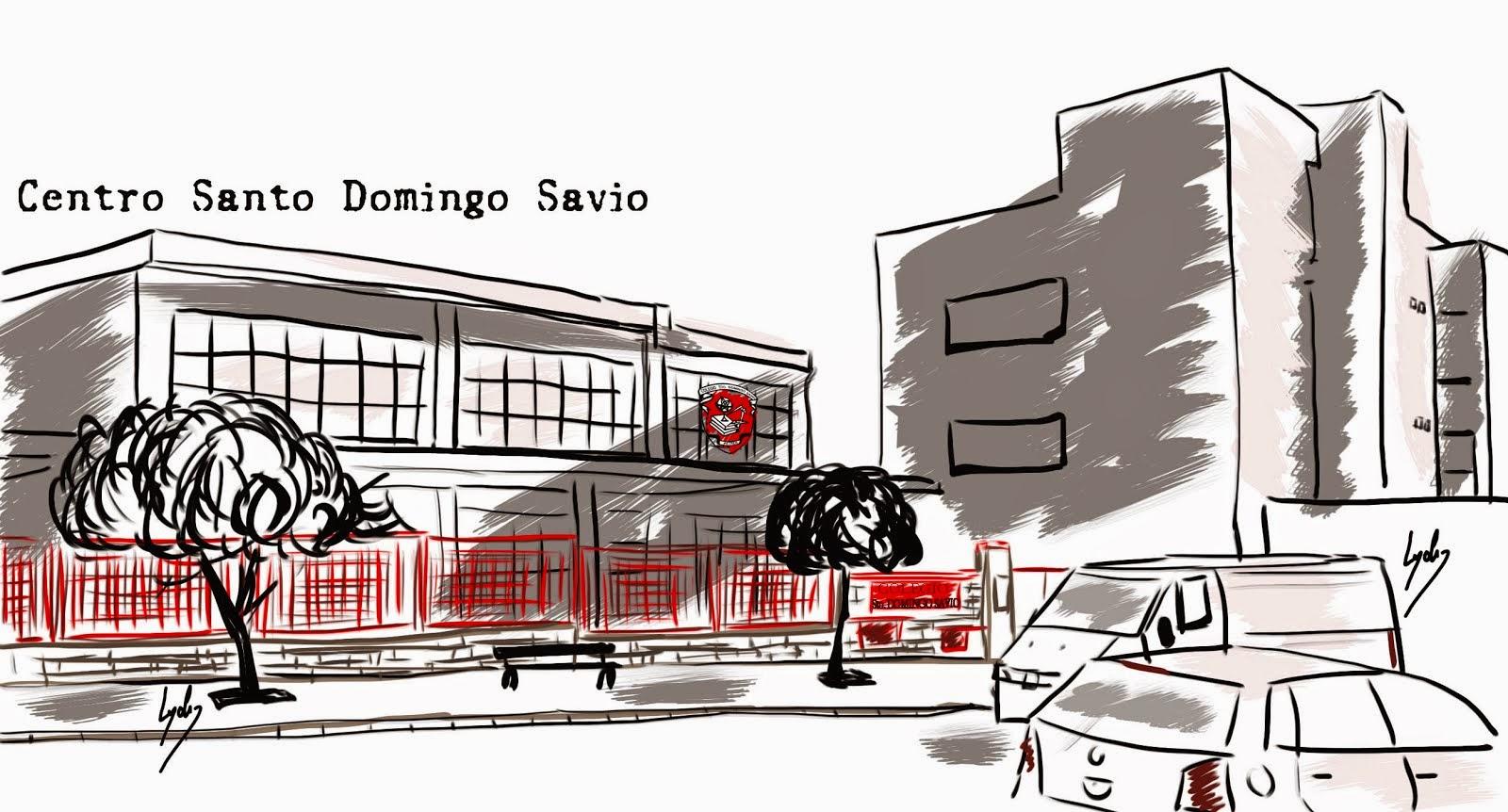 """""""Enganxa`t al valencià"""" es un blog del Centro Santo Domingo Savio, Petrer"""