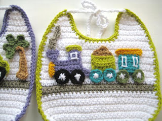 Free Crochet Baby Bib Patterns - Easy Baby Bibs to Crochet