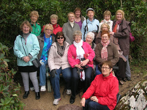 Bridge Club Members at Parknasilla