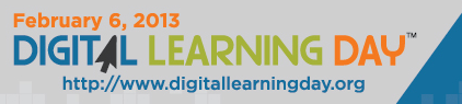 2013 Digital Learning Day Participant