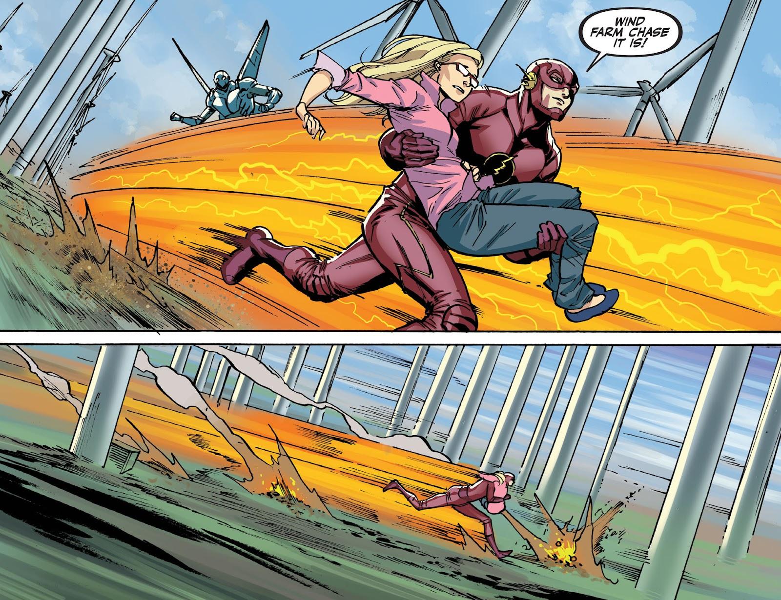 The Flash: Season Zero [I] Issue #10 #10 - English 12