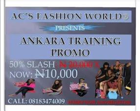 AC's Fashion World