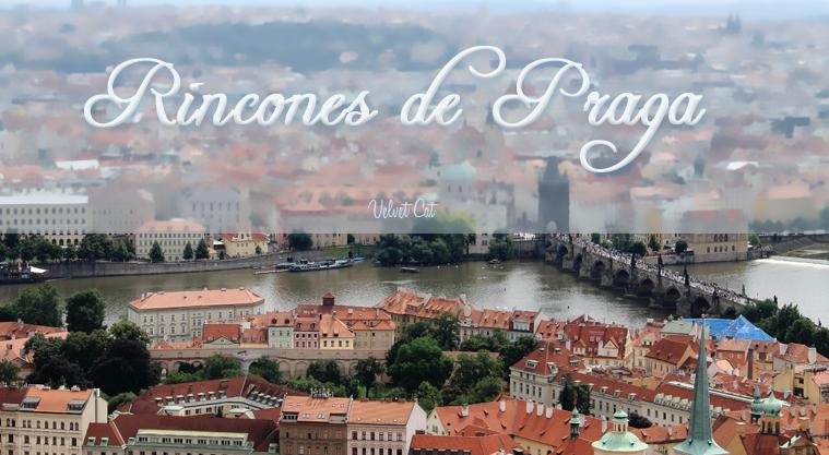 Rincones de Praga