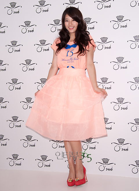 "[PICTURE] BAE SUZY at ""Pop Boutique"" Event"