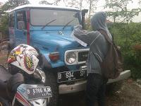 Pengambilan dan Pengecekan Toyota Hardtop B 934 SP Surabaya