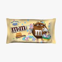 M&M's Pâques Beurre de cacahuète