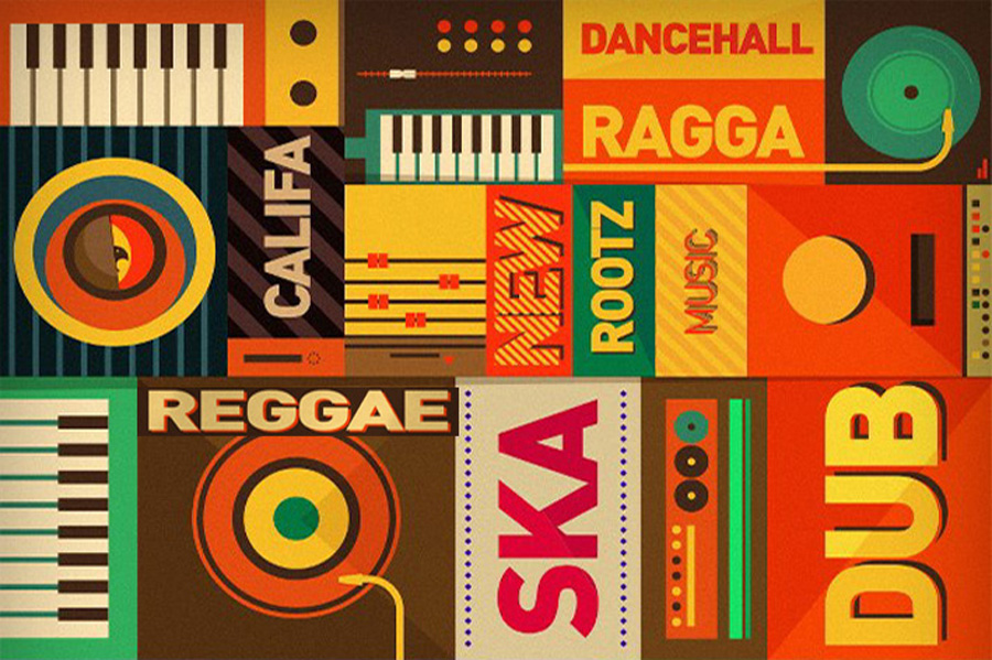 Radio reggae online  - Positive radio station