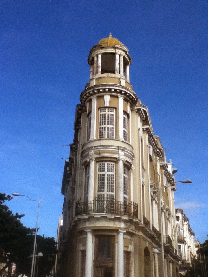 Architecture in Recife