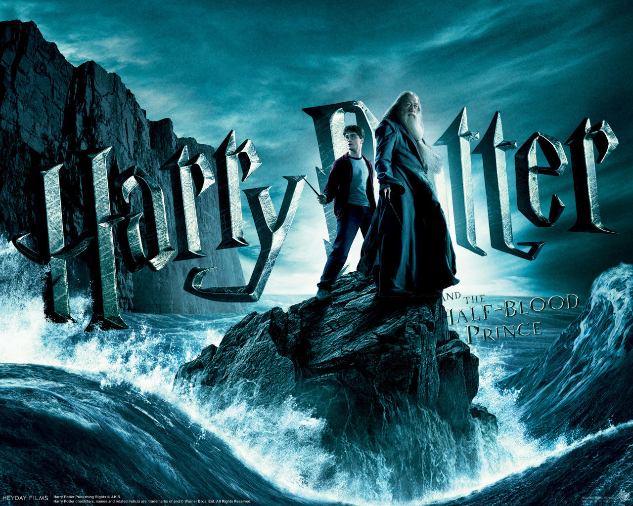Harry Potter 6 Wallpaper Landscape Wallpapershd Wallpapersnature