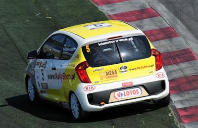 Kia Lotos Race 2012