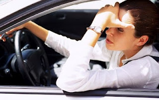 Biometric Driving Stress Detecting