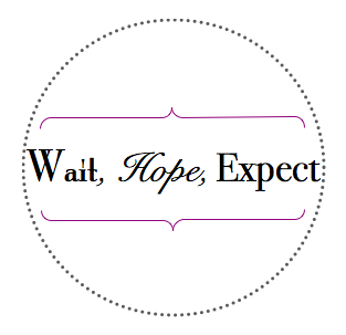 Wait, Hope, Expect