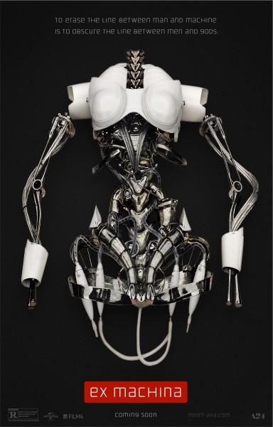 Ex Machina Movie Film 2015 - Sinopsis (Domhnall Gleeson, Oscar Isaac, Alicia Vikander)