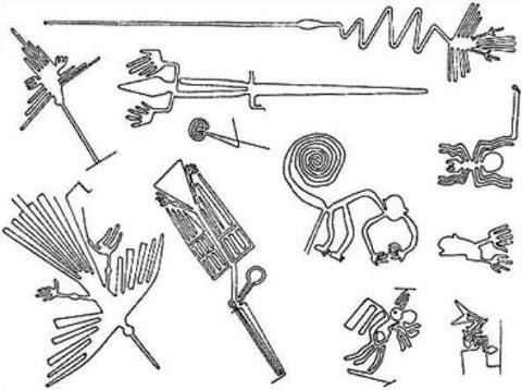 Garis-garis Nazca, Misteri Peradaban Masa Lalu Di Dunia