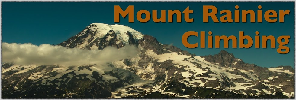 Mount Rainier Climbing