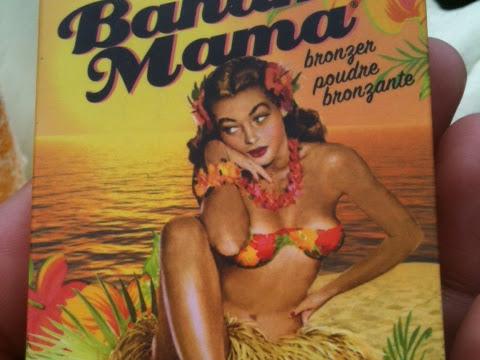Comparación Bronzers The Balm: Bahama mama y Betty Lou manizer
