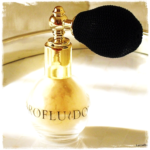 Orofluido glod dust