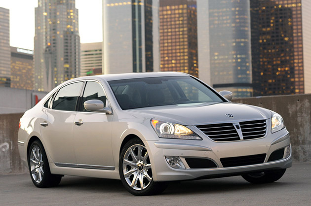 Hyundai Equus Car Review 2017 And Pictures