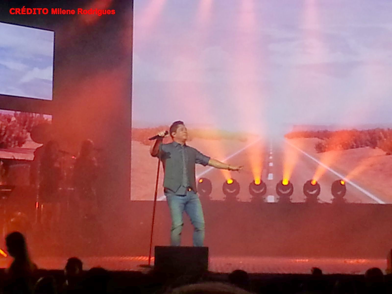 SHOW DO LEONARDO EM Citibank Hall SP 05/04 2014