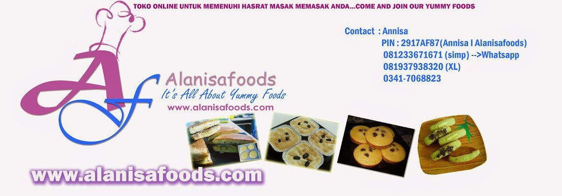 AlanisaFoods Store