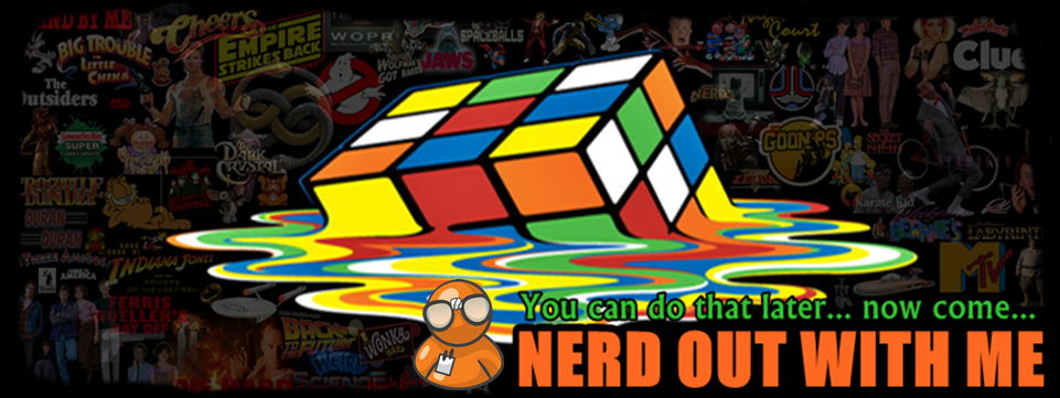 Nerd Out With Me!