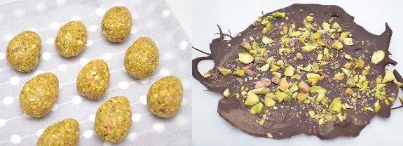 sjokoladetrekk til marsipan