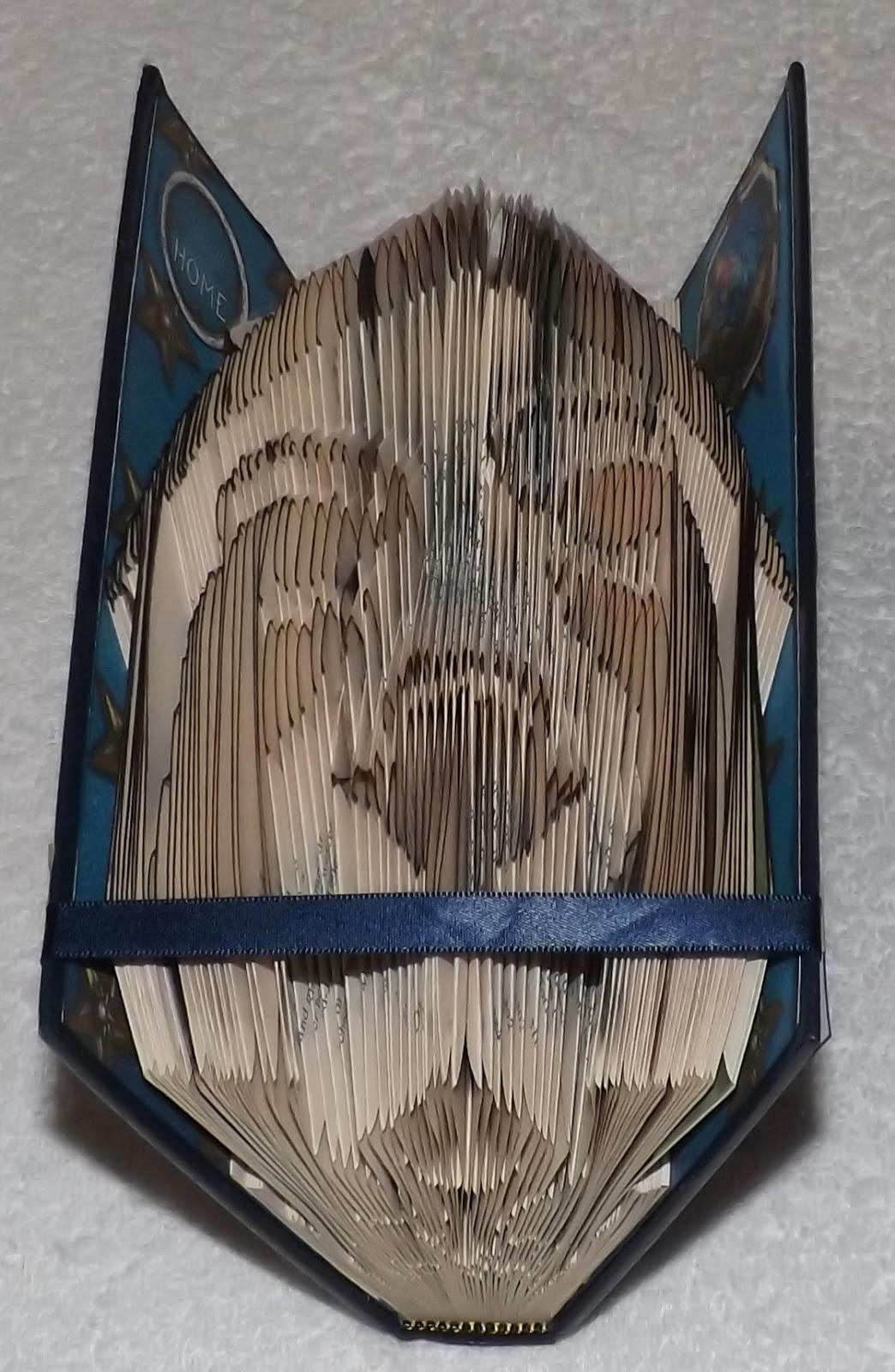 Kym S Crafty Cards Nativity Bookfolding Project