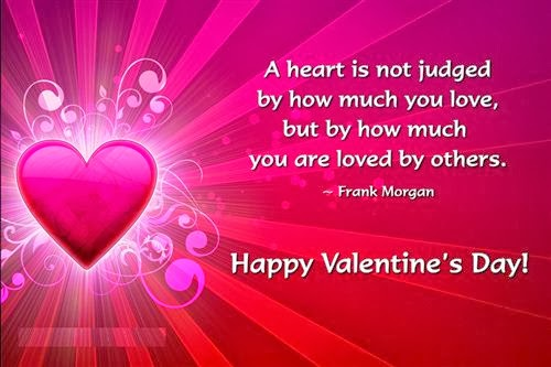 Top Valentine's Day 2014 Sayings and Quotes