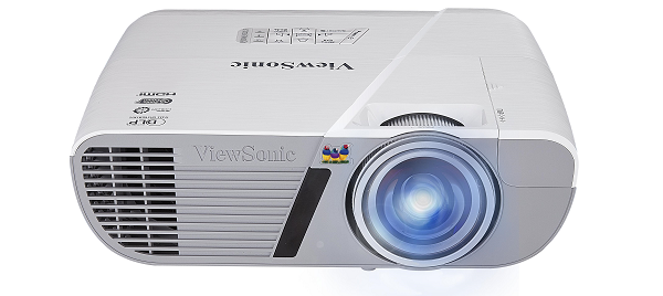 ViewSonic PJD6352LS Advanced Short-throw LightStream Projectors