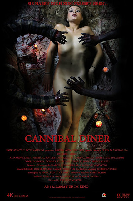 Cannibal Diner (2012) ταινιες online seires oipeirates greek subs
