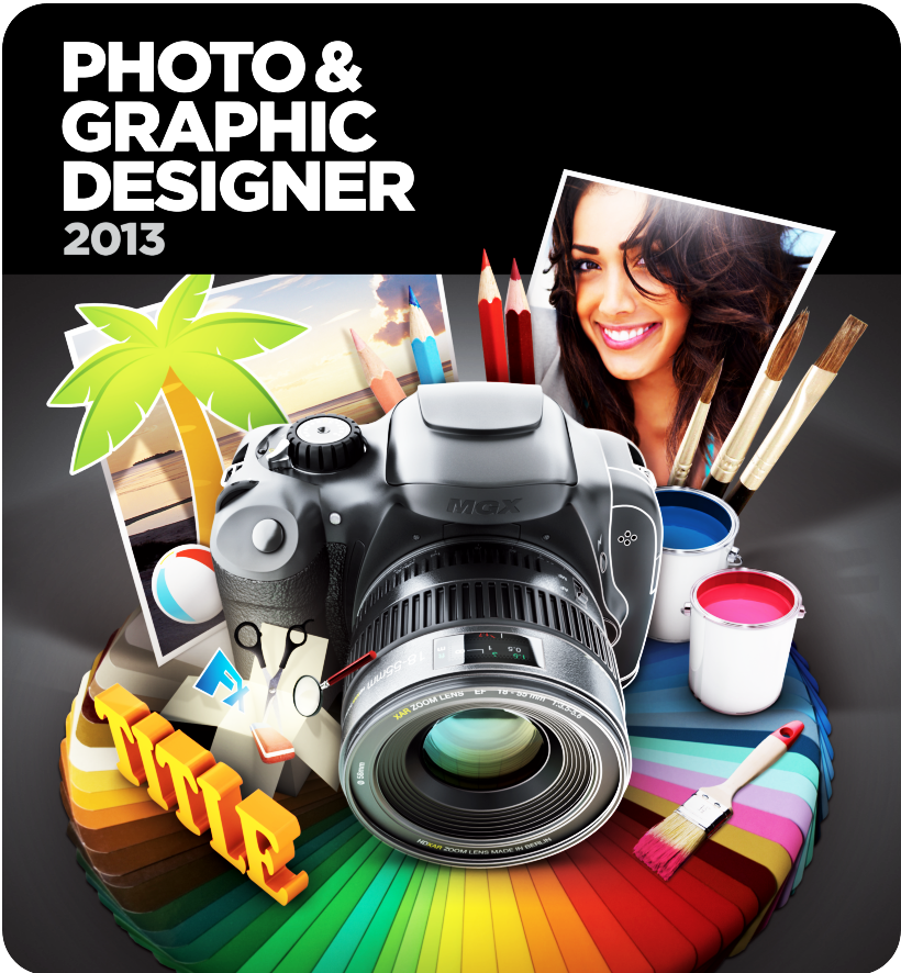 Xara photo and graphic designer 6.2017 pc