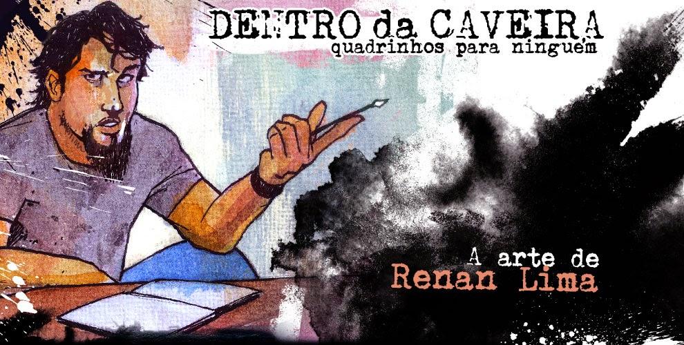 DENTRO DA CAVEIRA