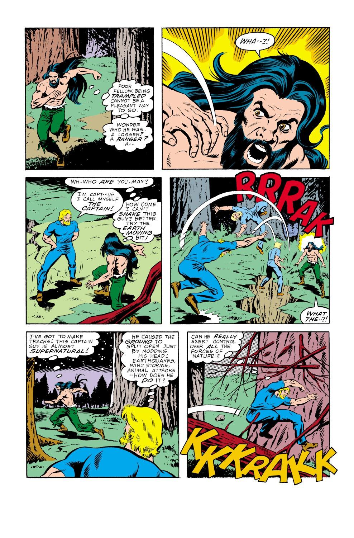Captain America (1968) Issue #336 #265 - English 17