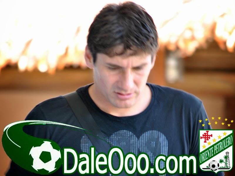 Oriente Petrolero - Ronald Raldes - DaleOoo.com web del Club Oriente Petrolero