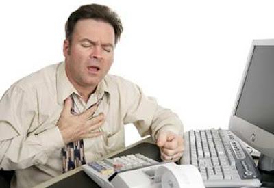 Tanda-Tanda Serangan Jantung (Jantung Koroner)