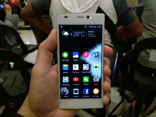 Gionee Elife S5.5 Octa-core Specs Price Philippines