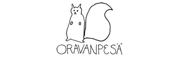 Oravanpesä