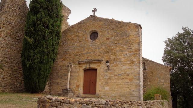 Sainte Agathe village de Sabran