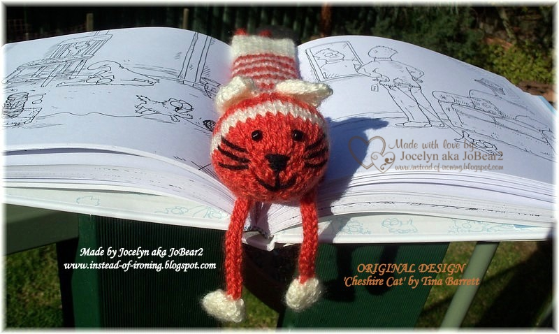 Instead Of Ironing Blogspot Knitted Cat Bookmark And Felt Owl Egg Cosy