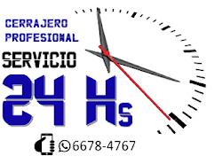 Servicio 24 Hs