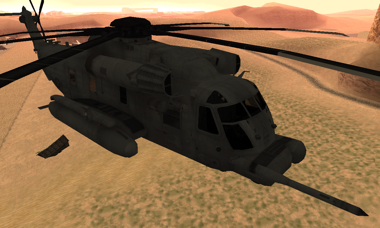 gta san andreas helicopter mods with Relch 53e Super Stallion 2nd Version on 2 moreover 124 volvobus additionally 3666 Ufo Atack in addition 25729 Rabota Pilotom likewise 97532 Boeing Mh 47g Chinook Replace.