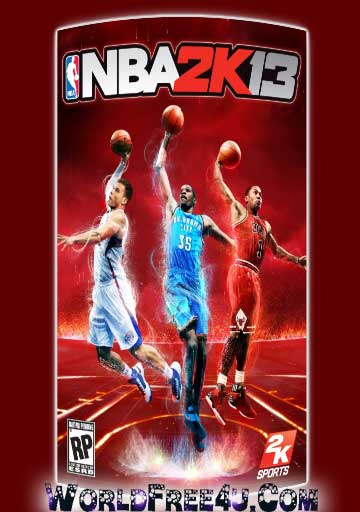 Cover Of NBA 2K13 Full Latest Version PC Game Free Download Mediafire Links At worldfree4u.com