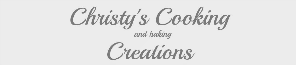 Christy's Cooking Creations