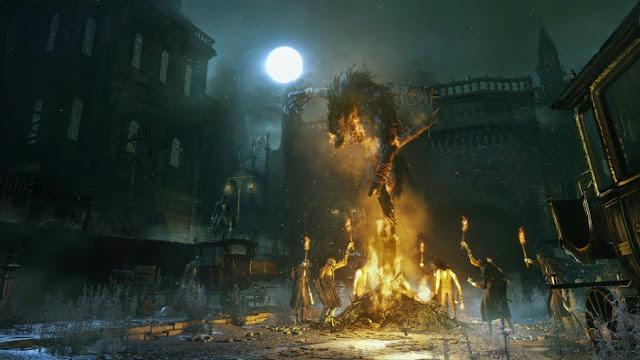 Bloodborne - Teoría Purgatorio