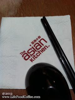 Asian Kitchen, Singapore