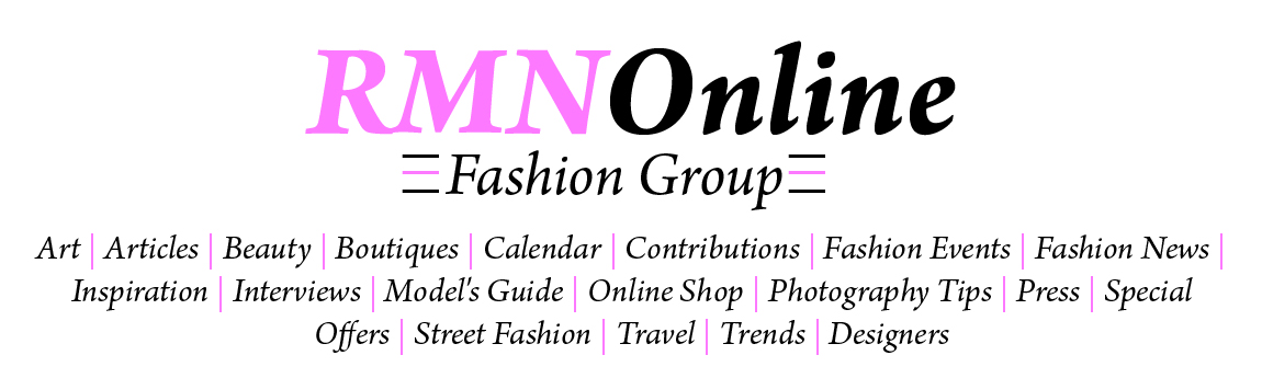 RMNOnline Fashion Group/Fashion Technology/Art/Miami/Shows/Events/Designers/Trends/Models/Boutiques