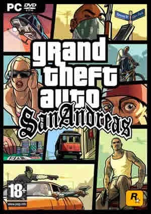 GTA San Andreas Full İndir - Tek Link